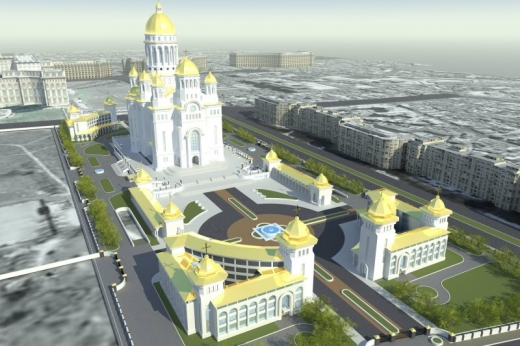 Proiectul Catedralei Neamului