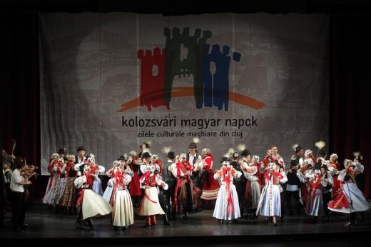 Evenimentele zilei de miercuri din cadrul Zilelor Culturale Maghiare