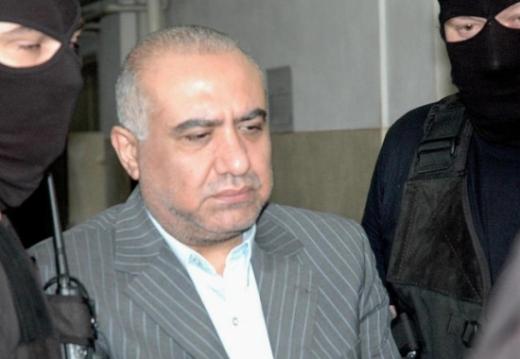 Omar Hayssam a fost adus marţi la sediul DIICOT