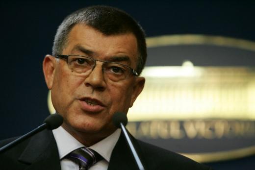 Actualul ministru de Interne, Radu Stroe. Sursă foto: www.nasultv.ro