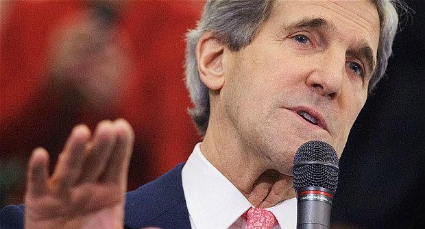 John Kerry, secretarul american de Stat