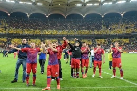 Steaua s-a calificat în grupele Ligii Campionilor (Sursa foto: romanialibera.ro)