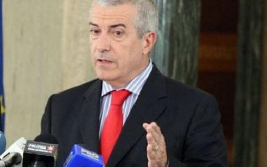 Calin Tăriceanu, fost preşedinte al PNL