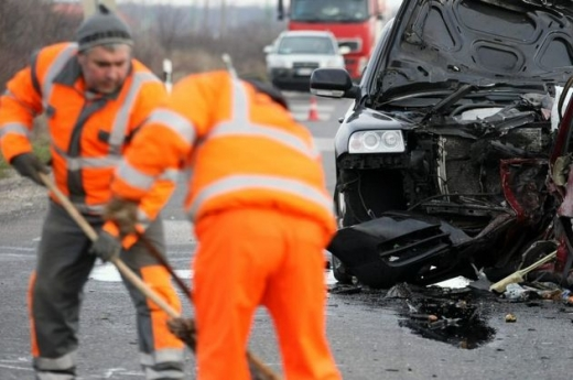 Accident grav în Ungaria - Sursa foto: Mediafax