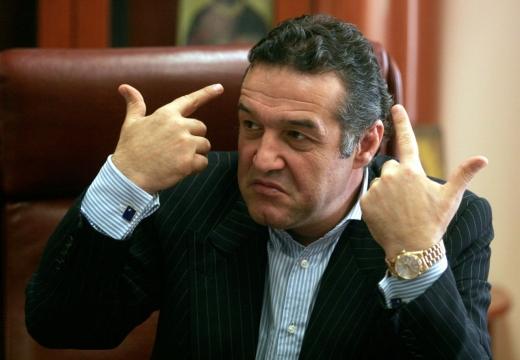 Gigi Becali nu va putea participa la activităţi sportive şi culturale, după ce a fost sancţionat disciplinar de conducerea Penitenciarului Bucureşti Jilava