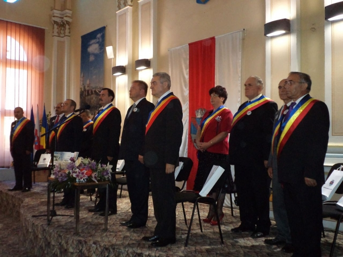 Emil Boc a participat la inaugurarea Zilelor Turzii