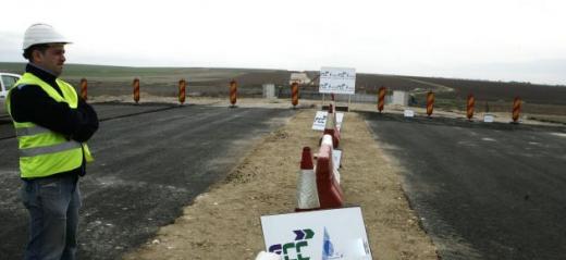 Autostrada de 70 de km va fi gata în trei ani