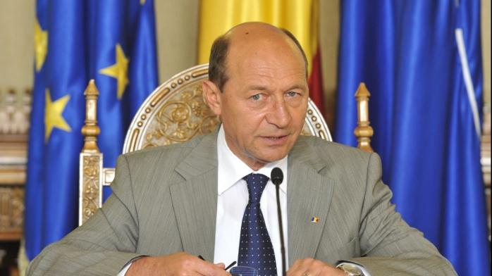 Traian Băsescu vrea referendum pentru Roşia Montană
