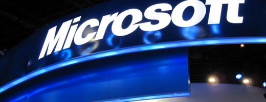Acţiunile Microsoft au coborât cu 6,6%