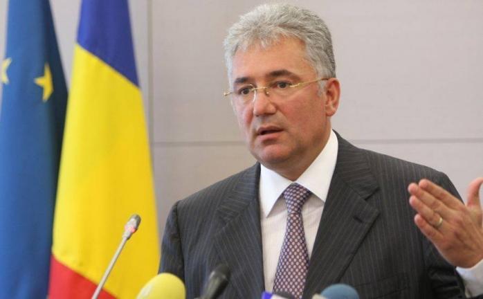 Preşedintele interimar al PDL Bucureşti, Adriean Videanu