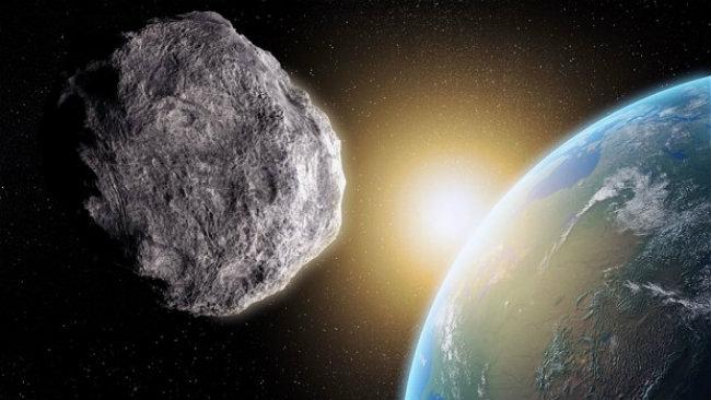 Un asteroid va trece la mică distanţă pe lângă Terra