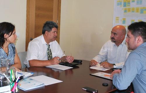 În 23 iulie directorul general IASP, Luis Sanz, a primit  vizita oficială a  delegației Tetarom la sediul Asociației din Malaga, (Spania).