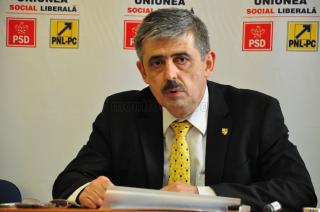 Preşedintele Consiliului Judeţean Cluj, Horea Uioreanu