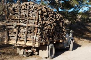Trei hoți de lemne, prinși de polițiști într-o singură zi