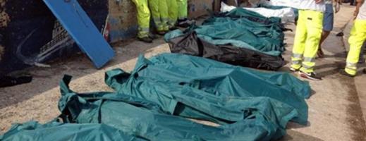 Bilanţul victimelor naufragiului a ajuns la 194 de morţi