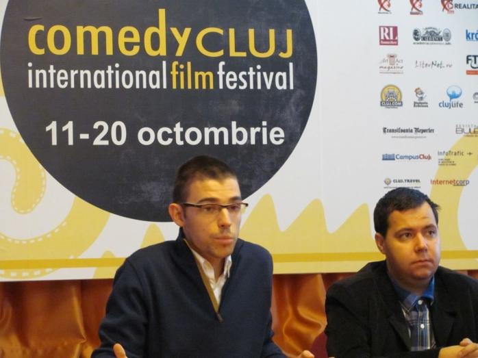 Horatiu Dan, directorul Comedy Cluj