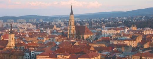 Clujul, declarat cel mai primitor oraș din Europa