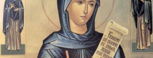 Sfânta Parascheva, sărbătorită astăzi de crendicioșii ortodocși