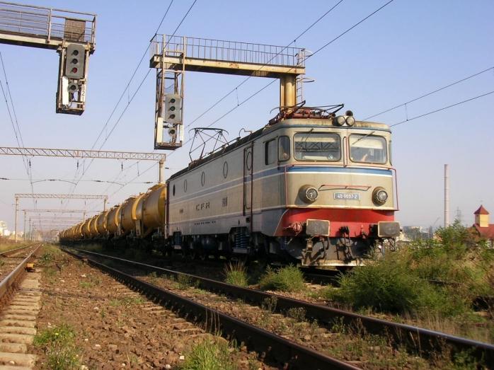Tren CFR Marfă