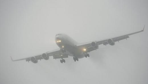 Ceață densă la Cluj. Vezi ce curse au întârziere!