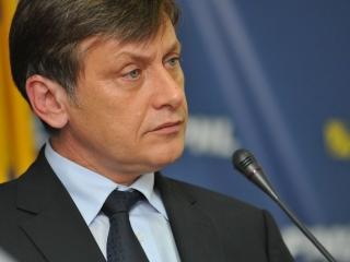 Preşedintele PNL, Crin Antonescu - Sursa foto: evz.ro