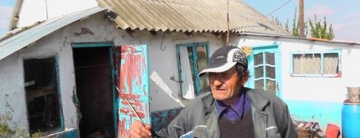 ULTIMUL DEPORTAT rămas în Siberia românească: cum l-au scos nemţii la lumină, în 2013, pe nea Costică Ciolacu, unicul locuitor din Rubla
