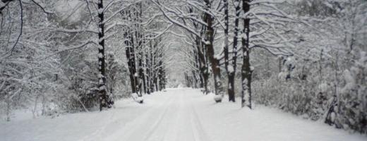 Când vine iarna în România