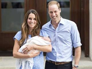 Prinţul George va primi cadou de botez un câmp cu flori sălbatice din Covasna