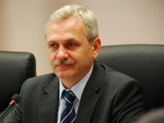 Vicepremierul Liviu Dragnea