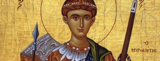 Sfântul Dumitru este sărbătorit astăzi de ortodocşi şi catolici
