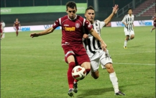 CFR Cluj- Astra Giurgiu, scor 0-0. Sursa foto: adevarul.ro