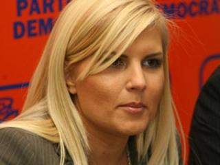 deputatul PDL Elena Udrea