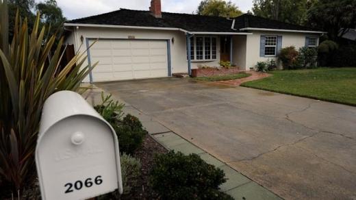 Casa lui Steve Jobs devine monument istoric