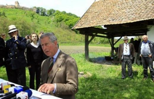 Imaginea României în Marea Britanie e încă proastă, deşi prinţul Charles începe să o îmbunătăţească