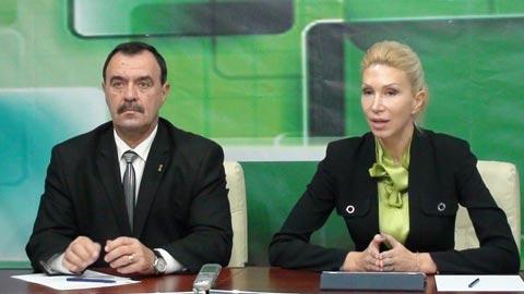 Vicepreşedintele PDL, Raluca Turcan