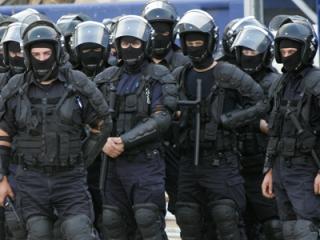 Peste 200 de jandarmi asigură ordinea la meciul CFR - Dinamo