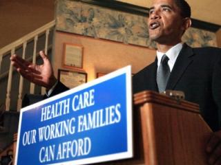 Obama şi-a cerut scuze în faţa naţiunii pentru reforma radicală în domeniul sănătăţii