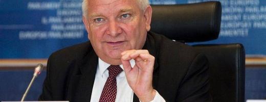 Joseph Daul a fost ales preşedinte al Partidului Popular European