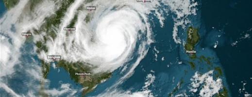 Raport ONU: Anul 2013, un an al fenomenelor meteo extreme