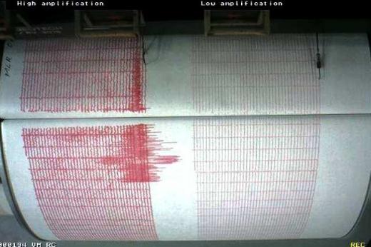 Cutremur de 7,8 grade în sudul Oceanului Atlantic