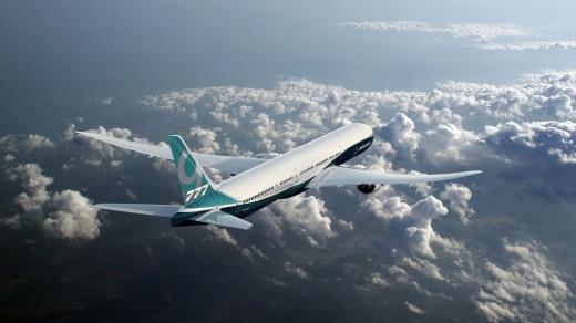 Comandă uriașă, de 100 de miliarde de dolari, pentru noua aeronava Boeing