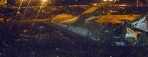 Tragedia aviatică din Rusia: Fiul preşedintelui din Tatarstan, printre victimele accidentului aviatic