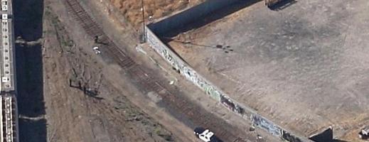 Google maps a surprins cadavrul unui copil într-o imagine