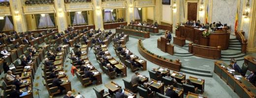 Plenul Senatului dezbate Legea privind Roşia Montană
