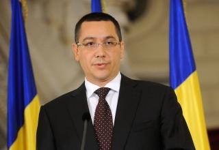 Președintele PSD, premierul Victor Ponta