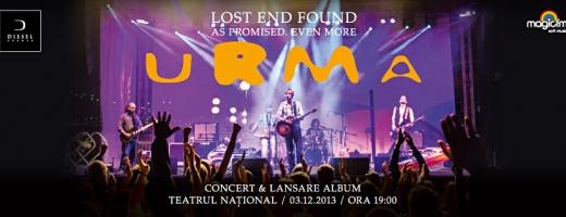 Monitorul de Cluj te trimite la concertul URMA