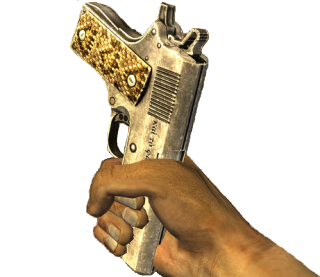 Spărgătorul de nuci cu pistolul a fost sancționat