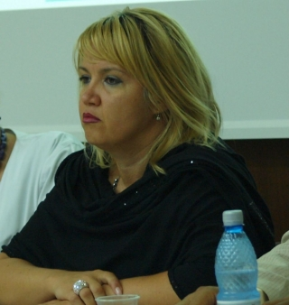 Mariana Raţiu, directorul executiv al Consiliului Județean Cluj