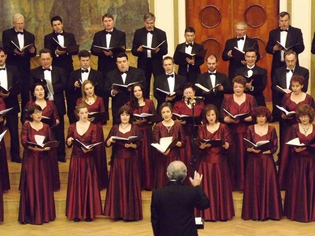 Corul Filarmonicii de Stat Transilvania