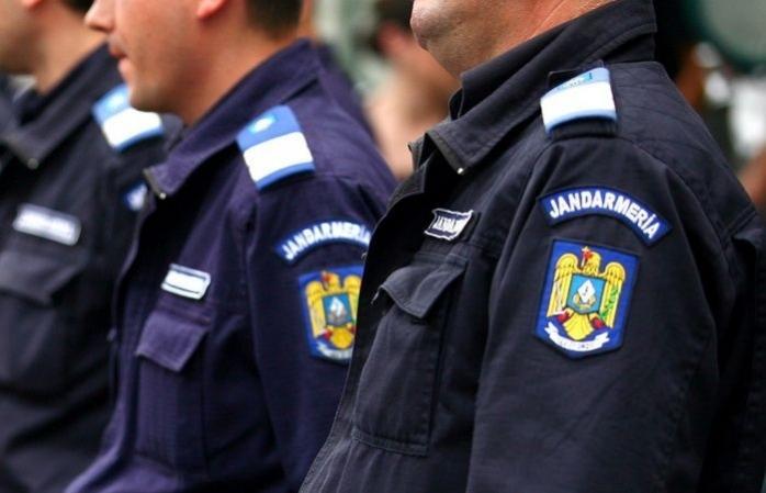 100 de jandarmi, mobilizați pentru meciul dintre CFR şi Botoşani